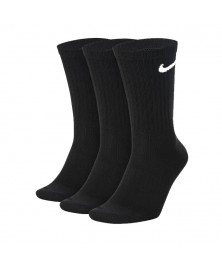 Nike EVERYDAY LIGHTWEIGHT CREW (010)
