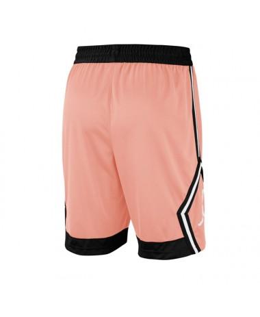 Jordan Diamond Striped Basketball Shorts (AV5019-623)