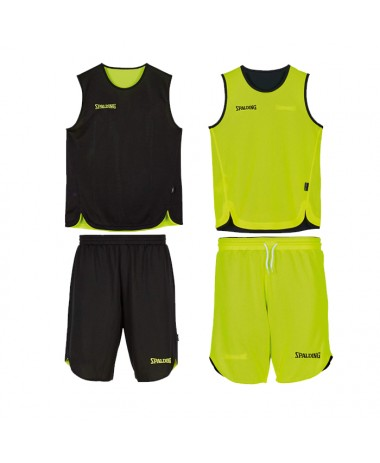 Spalding YOUTH DOUBLEFACE REVERSIBLE BASKETBALL KIT (08)