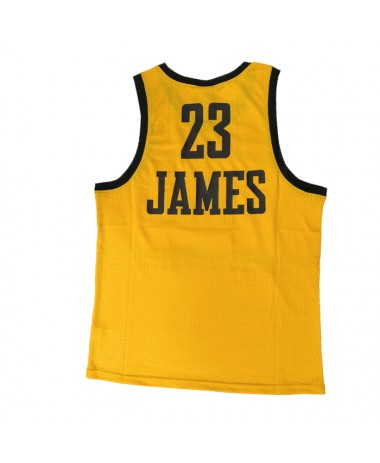 Outerstuff PLAYER SUBLIMATED SHOOTER TANK LAKERS