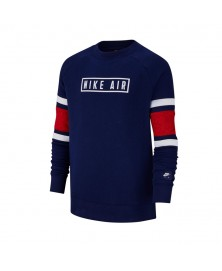 Nike AIR LS CREW JR. (492)