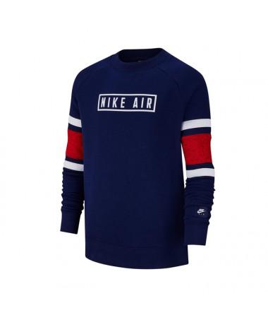 Nike AIR LS CREW JR. (492)