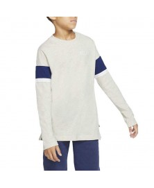 Nike AIR BIG KIDS' LONG-SLEEVE TOP (141)