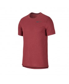 Nike DRI-FIT MILER MEN'S SHORT-SLEEVE TRAINING TOP (681)