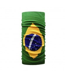 Buff FOOTBALL FLAGS COLLECTION BRAZIL