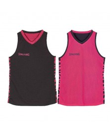 Spalding ESSENTIAL REVERSIBLE BASKETBALL JERSEY WOMAN (07)