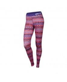 Nike PRO WARM 8 BIT WOMAN'S TIGHTS (696)