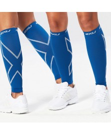 2XU UNISEX COMPRESSION CALF SLEEVE (Royal Blue)