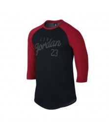 Air Jordan 3/4 RAGLAN TOP (010)