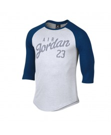 Air Jordan 3/4 RAGLAN TOP (100)