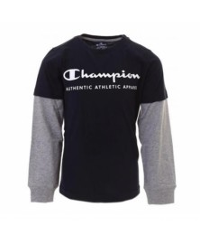 Champion LONG SLEEVE TEE JUNIOR (305032-F19-KK001)