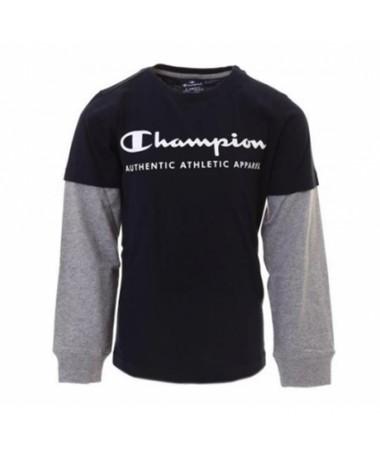 Champion Long Sleeve Tee Junior (305032-F19-KK001)