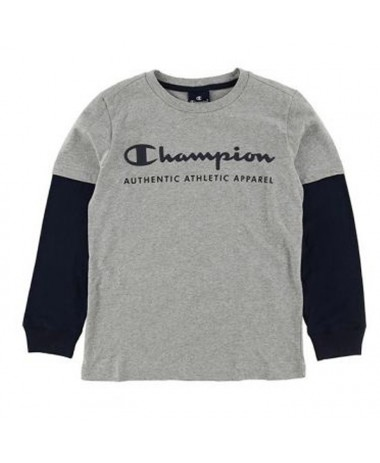 Champion Long Sleeve Tee Junior (305032-F19-EM006)