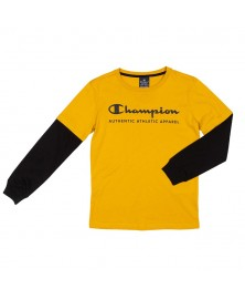 Champion LONG SLEEVE TEE JUNIOR (305032-F19-YS072)