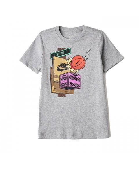 Nike Sportswear Big Kids' Boys' T-Shirt (CT2646-063)