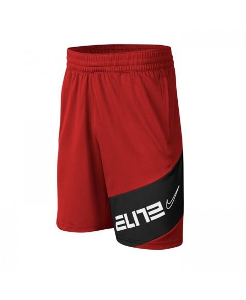 Nike Elite Graphic Basketball Junior Shorts (CJ8068-657)