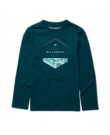 Billabong SPLIT HEX LS BOY (7178)