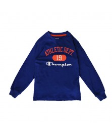 Champion LONG SLEEVE TEE JUNIOR (304300-F16-234)