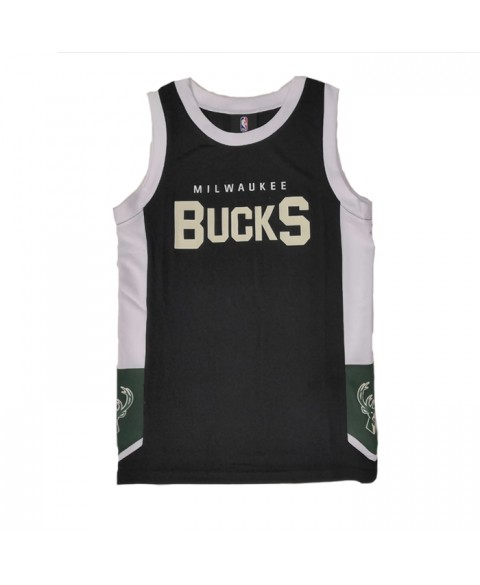 Outerstuff Home Game Tank Bucks Junior (EK2B7BB8B-BCK)