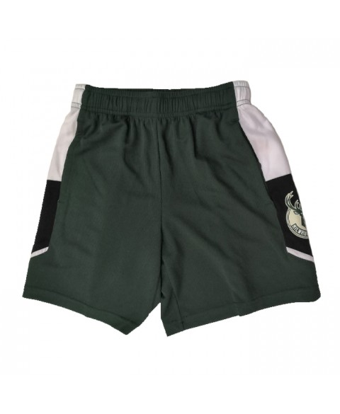 Outerstuff Home Game Shorts Bucks Junior (EK2B7BB8C-BCK)