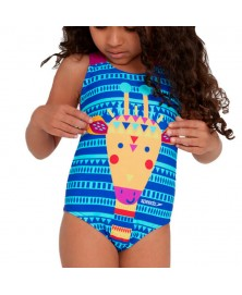 Speedo JUNGLEGINA SWIMSUIT (816)