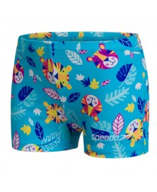 Speedo JUNIOR JUNGLETERRY ALLOVER AQUASHORT (847)