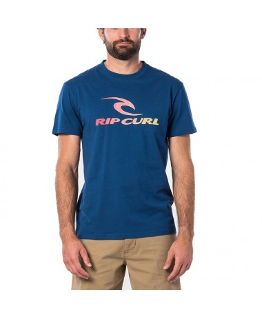 Rip Curl THE SURFING COMPANY SS TEE MEN (0088)