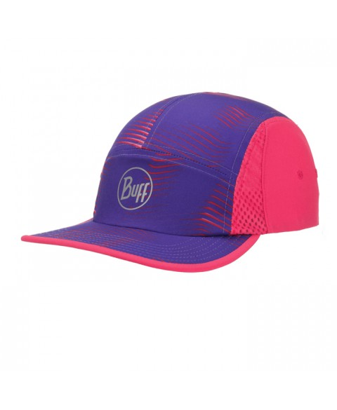 Buff Run Cap Optical Pink (117192.538.10.00)