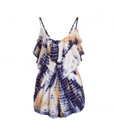 Billabong DREAM ESCAPE ROMPER DRESS (W3WK13-BIP6-3948)
