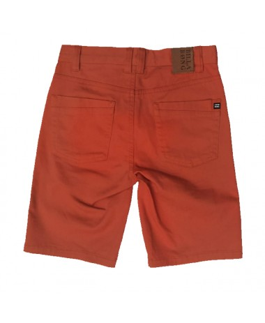 Billabong Harris Boy Junior Shorts (S2WK09-BIP5-3169)