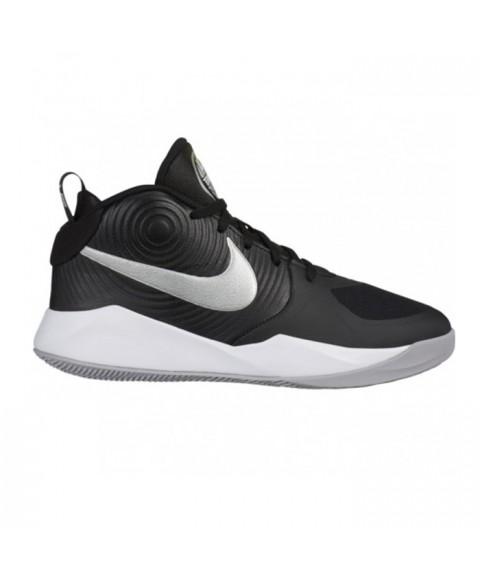 Nike Team Hustle D 9 GS(AQ4224-001)