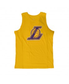 Outerstuff LOGO TANK LOS ANGELES LAKERS JUNIOR (EK2B7BB7Y-LAK)