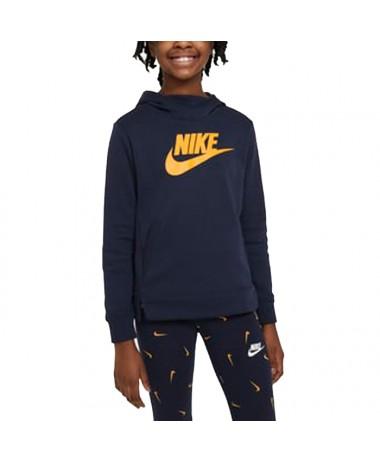 Nike SWEATSHIRT HOODY SPORTWEAR JUNIOR (BV2717-451)