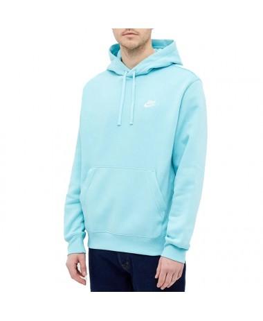 Nike SWEATSHIRT SPORTWEAR CLUB HOODIE MEN (464)