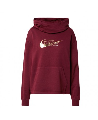 Nike SWEATSHIRT ICON CLASH WOMEN'S FUNNEL FLEECE (638)