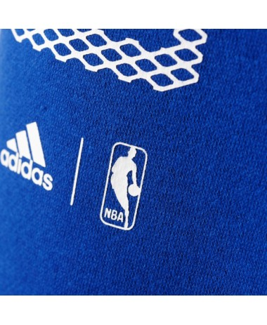 Adidas NBA Youth Fan Wear pants Golden State Warriors (AX7805)