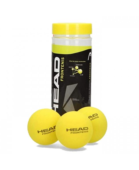 Head Frontenis 3 Ball Single Can