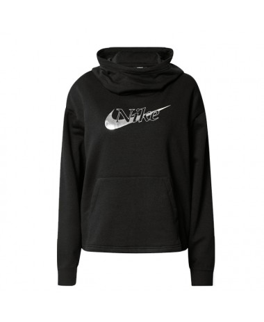 Nike SWEATSHIRT ICON CLASH WOMEN'S FUNNEL FLEECE (010)
