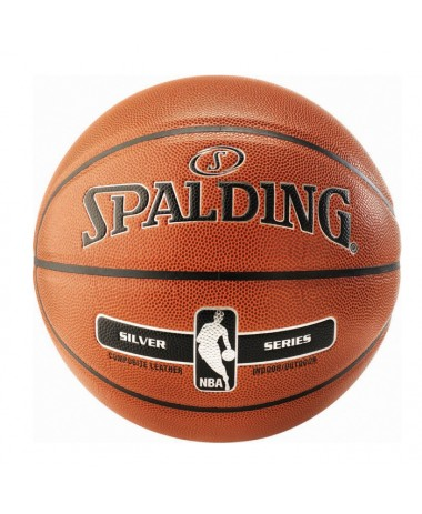 Spalding NBA SILVER IN/OUT (T5)