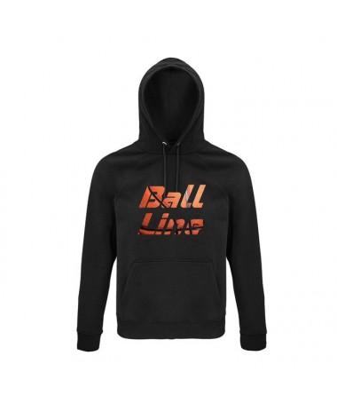 Ball Line DESSUADORA SKIN BALL HOODY (Negre)