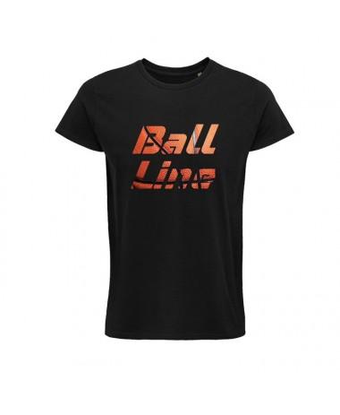 Ball Line SKIN BALL T-SHIRT (Negre)