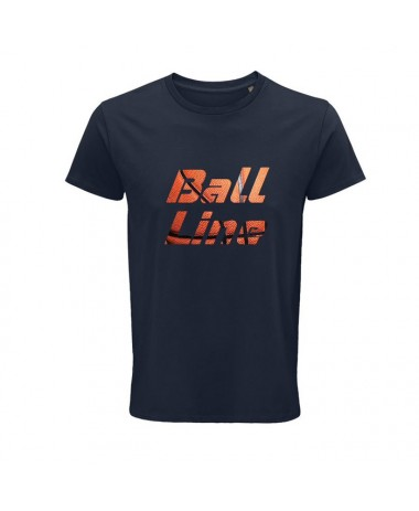 Ball Line SKIN BALL T-SHIRT (Blau marí)