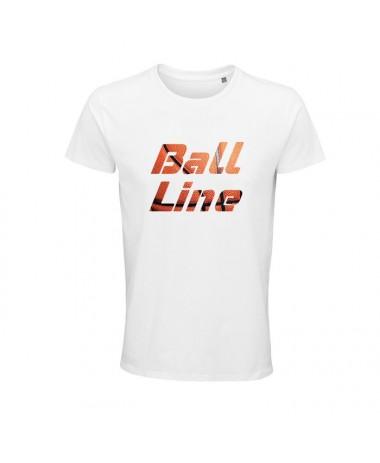 Ball Line SKIN BALL T-SHIRT (Blanc)
