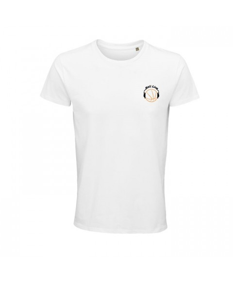 Ball Line PICK T-SHIRT (Blanc)