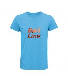Ball Line SKIN BALL T-SHIRT (Blau)