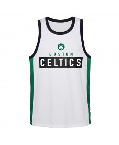 Outerstuff  DOMINATE SUBLIMATED SHOOTER TANK Celtics