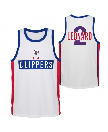 Outerstuff DOMINATE  SUBLIMATED SHOOTER TANK CLIPPERS JUNIOR (EK2B7SA7F-CLI)