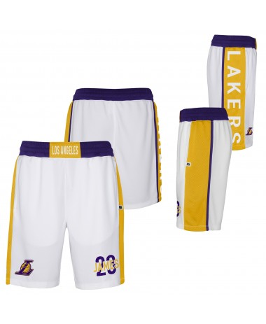Outerstuff Dominate SHORT Lakers