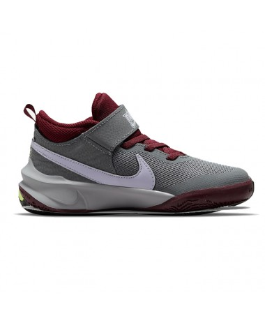 Nike TEAM HUSTLE D 10 (PS) (007)
