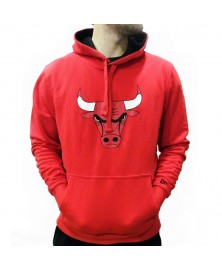 New Era TIP OFF PO HOODY CHICAGO BULLS